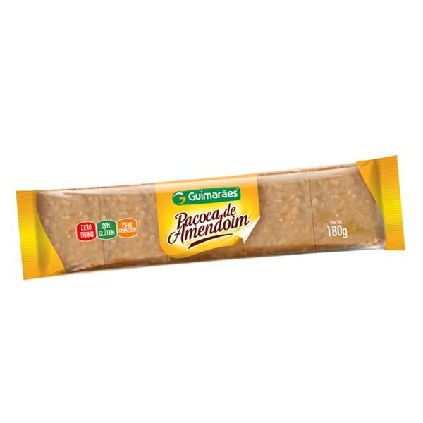 Paçoca de Amendoim 180g