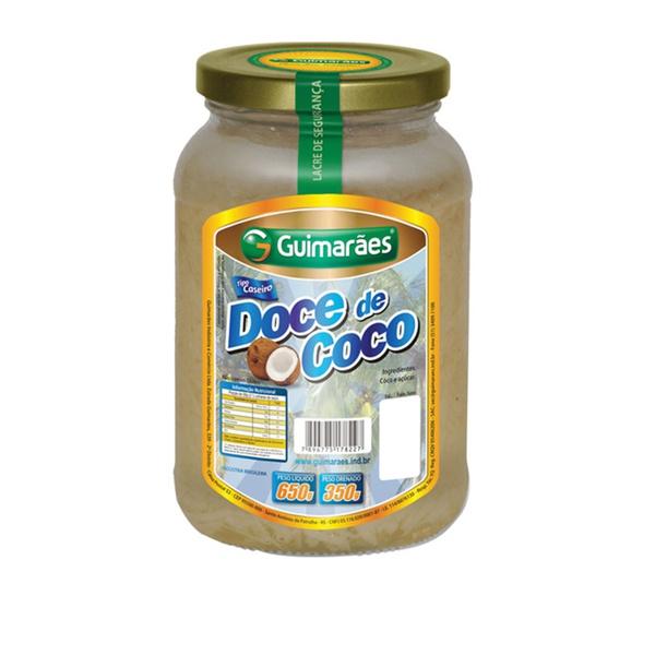 Doce de Coco em Calda 650g