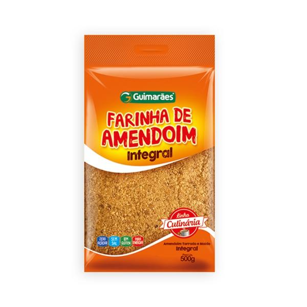 Farinha de Amendoim Integral 500g