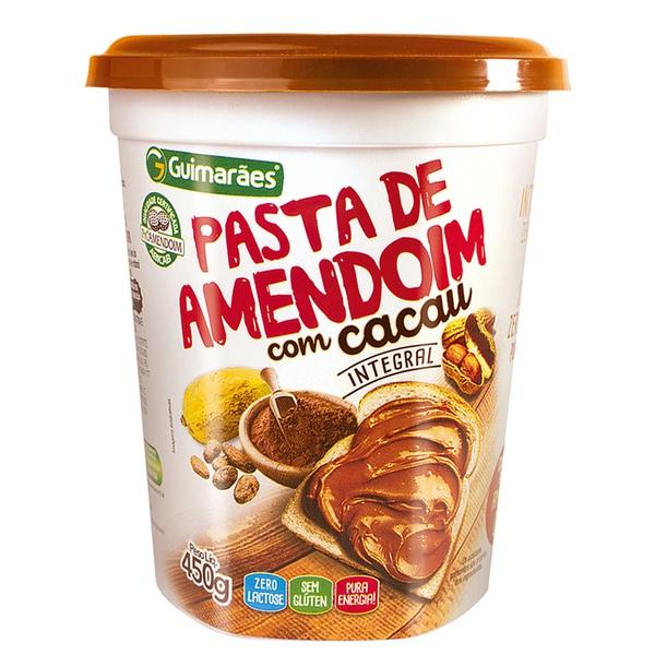Pasta de Amendoim com Cacau 450g