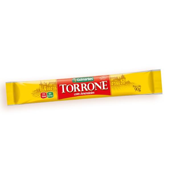 Torrone com Amendoim 90g