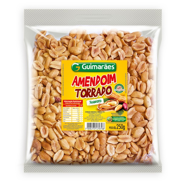 Amendoim Torrado 250g
