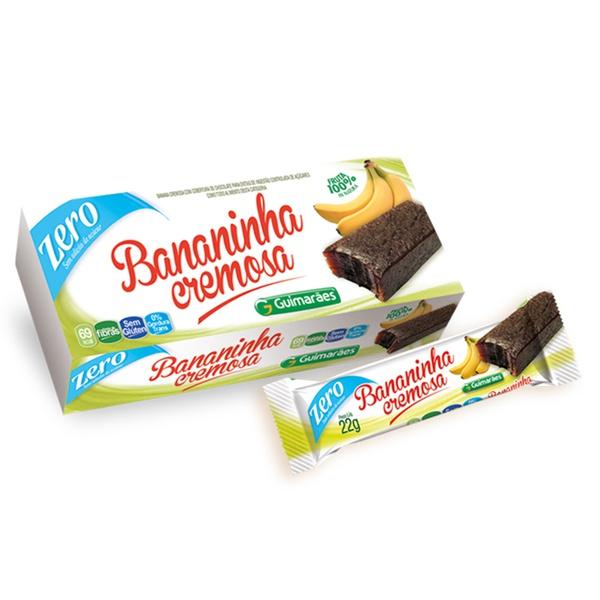 Bananinha Cremosa ZERO 66g