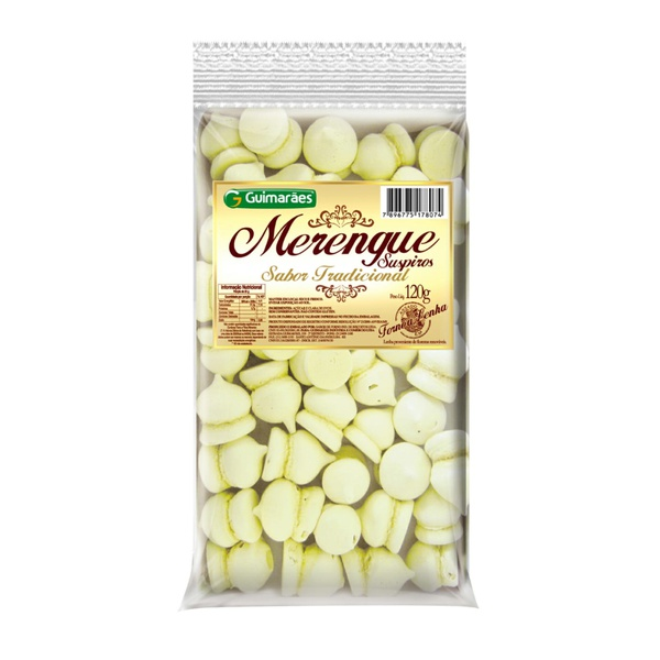 Merengue Tradicional 120g