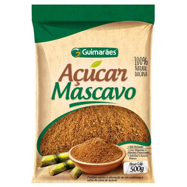 Açúcar Mascavo 500g