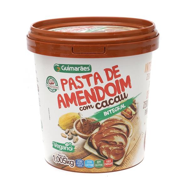 Pasta de Amendoim Com Cacau 1.005kg