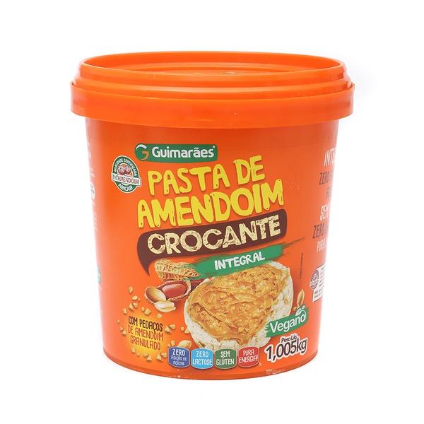 Pasta de Amendoim Crocante 1.005kg