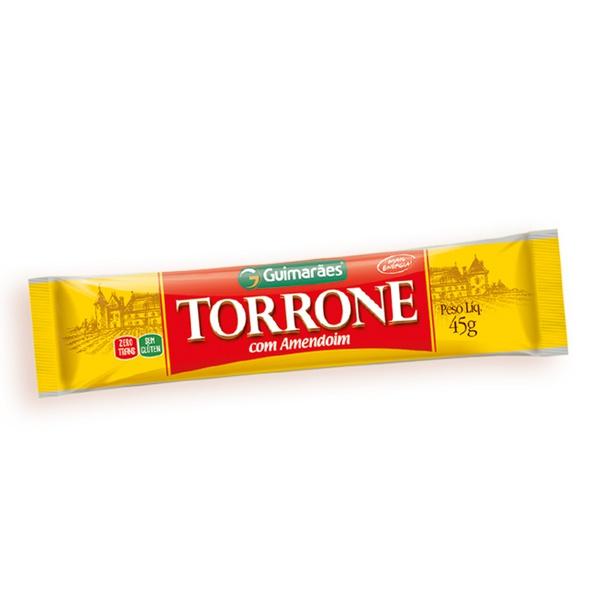 Torrone com Amendoim 45g