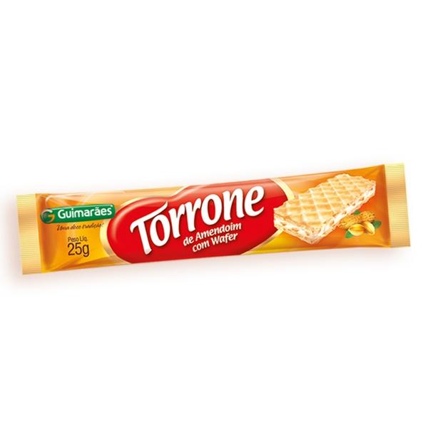 Torrone com Waffer 25g