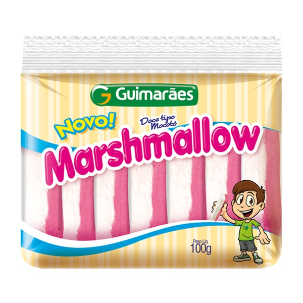 Doce Tipo Marshmallow 100g