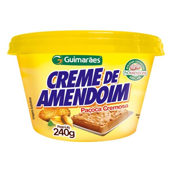 Creme de Amendoim 240g