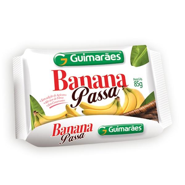 Banana Passa 85g