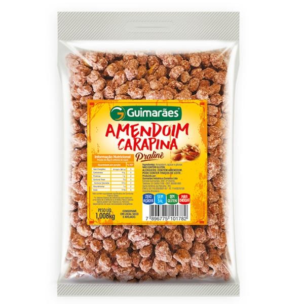 Amendoim Carapina Pralinê 1.008kg