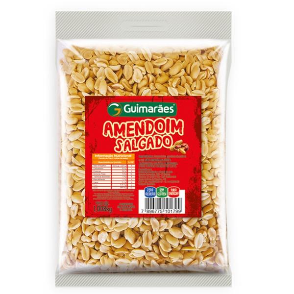 Amendoim Torrado Salgado 1.008kg