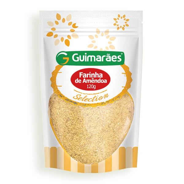 Farinha de Amendoa 120g