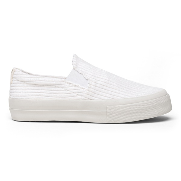 slip on alma branco