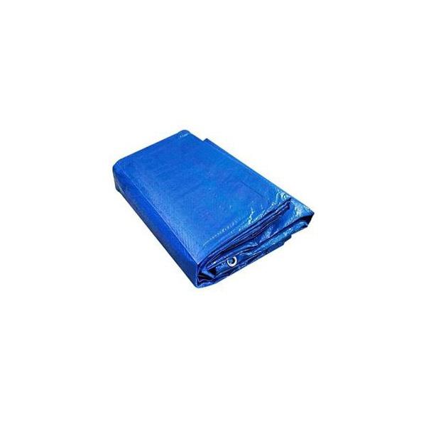 Lona Plastica Carreteiro Itap Azul Reforçada 3x2 Com Ilhoes