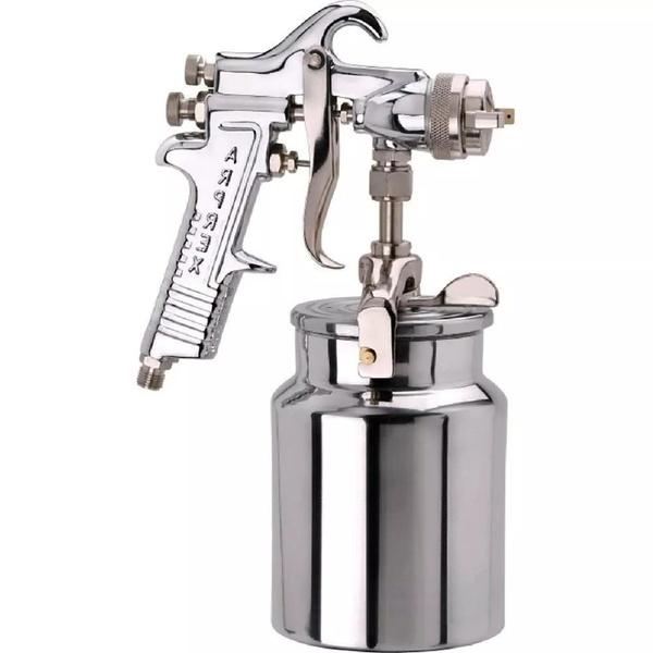 Pistola Pintura Arprex 1 Litro 1,8mm Milenium 5
