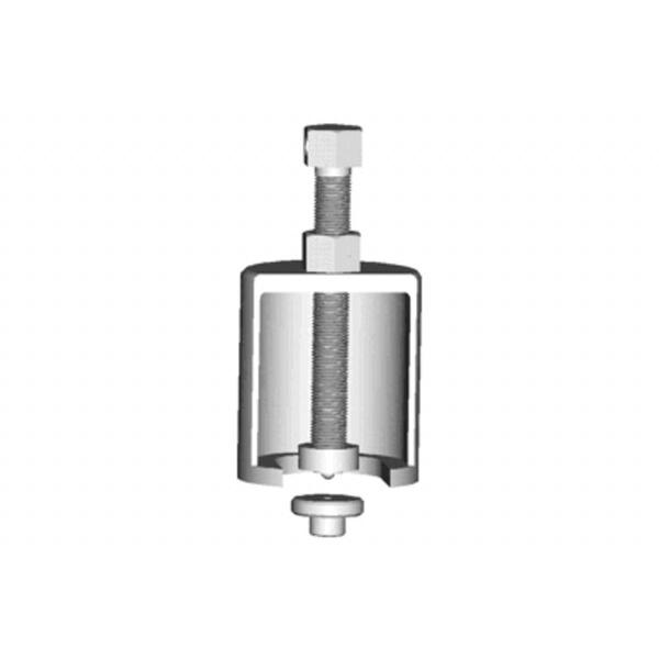 Ferramenta para Trocar Engrenagem Árvore Manivela Mercedes Benz OM-321 OM-314 OM-352 OM-364 e OM-366 Raven 711015