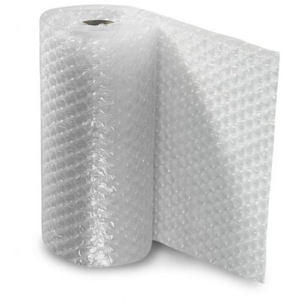 Rolo Plástico Bolha 1,30 X 100 metros 30 Micras