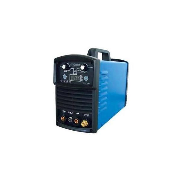 Inversora para Solda Tig Pulsado AC/DC 200A BOXER ATIG-200PAC
