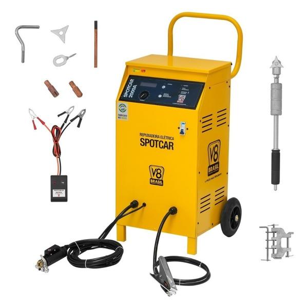 Repuxadeira Spotcar 2000 A Elétrica com Visor Digital