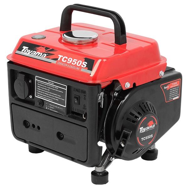Gerador de Energia Toyama a Gasolina TC950S 2 Tempos 220 Volts