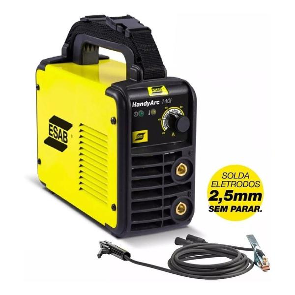 Inversora Solda Esab 140I 140AMP Handyarc 220V