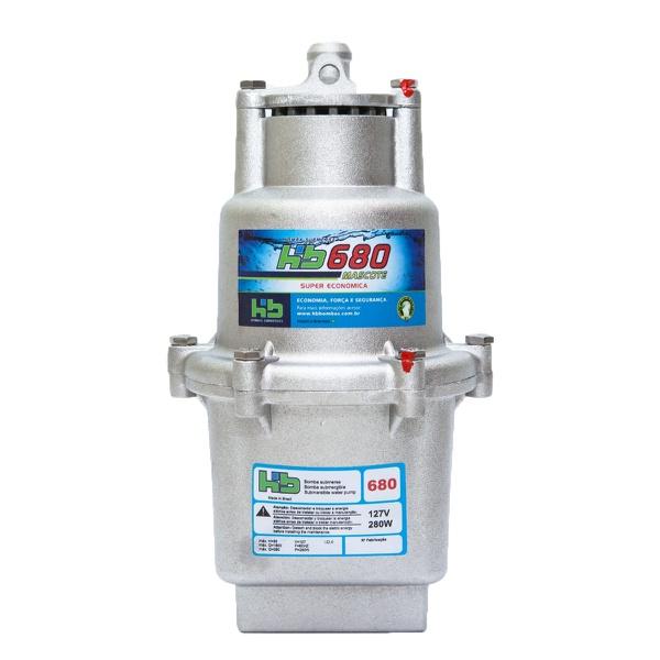 Bomba D'água ( Sapo ) Submersa Sapo Hb Mascote 3/4'' 110V