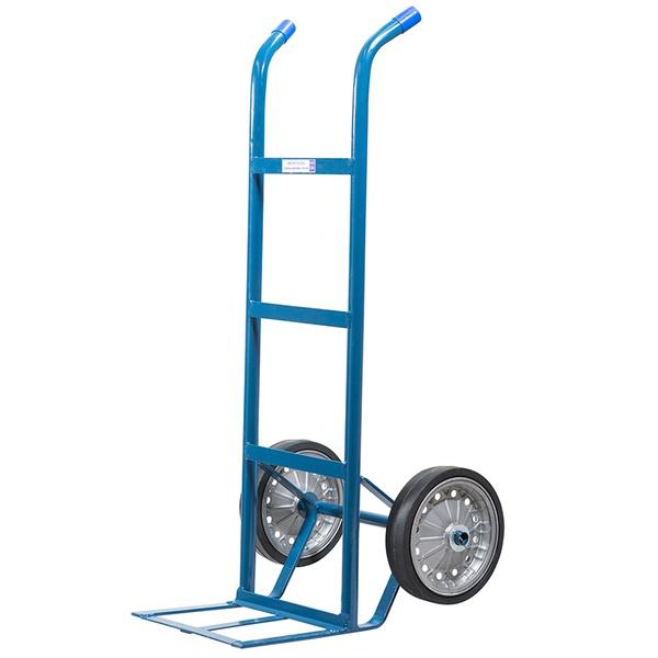 Carrinho Carro Armazem Para Cargas 150kg Roda Maciça Metalosa