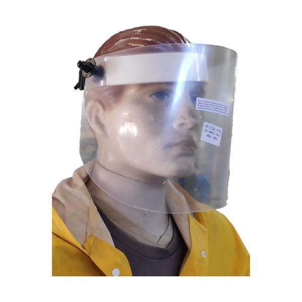 Protetor facial incolor ledan 200AE