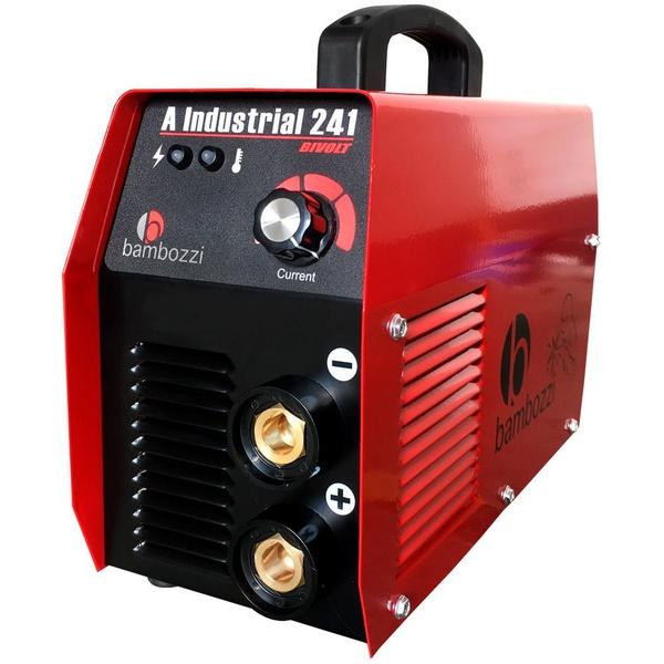 Máquina de Solda Inversora E TIG A Industrial 241 Bivolt BAMBOZZI