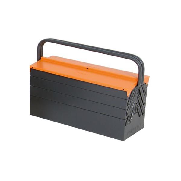Caixa para ferramentas sanfonada 7 gavetas 50cm 91802 Presto