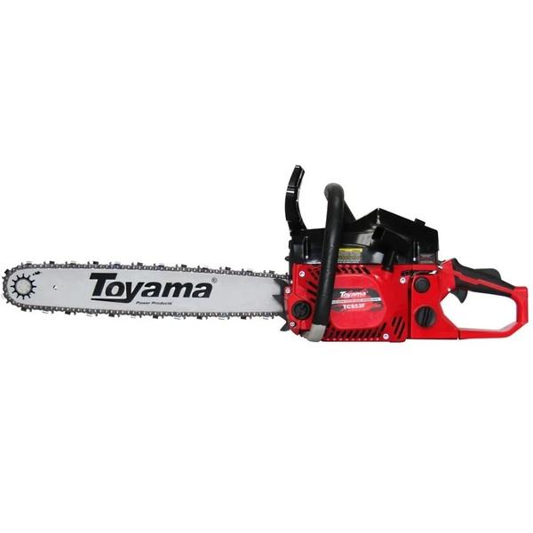Motosserra À Gasolina 49,2cc Motor 2 Tempos 18 Pol. Toyama Tcs53f-g2