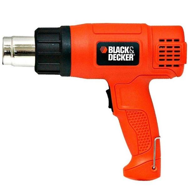 Soprador Térmico de 1500W BLACK+DECKER HG1500 - Só Aqui Ferramentas