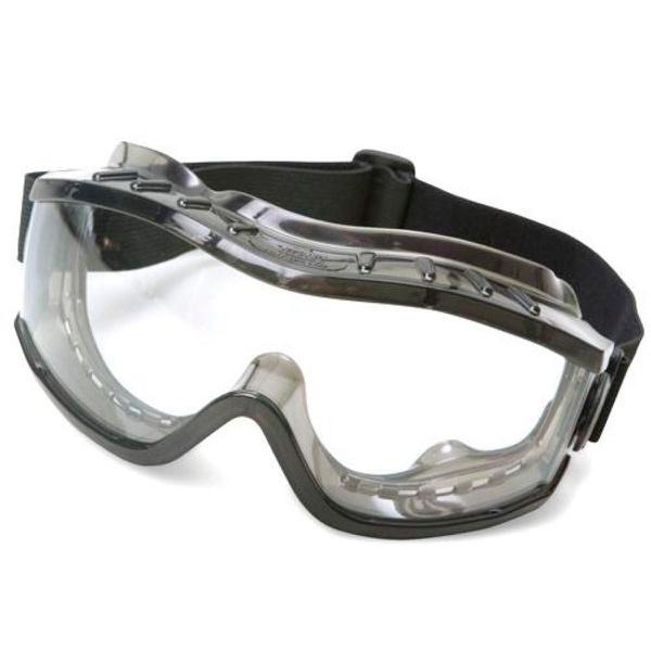 Óculos de Segurança Incolor Ampla Visão Evolution 012347412 Carbografite