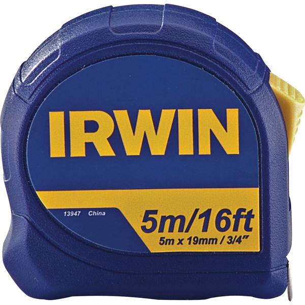 Trena Standard 5 Metros com Trava IW13947 IRWIN - Só Aqui Ferramentas