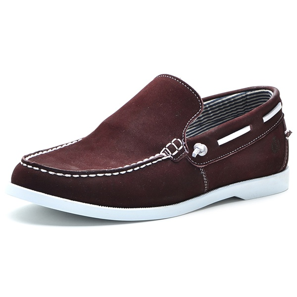Mocassim Masculino Shoes Grand 4762/2 Bordo