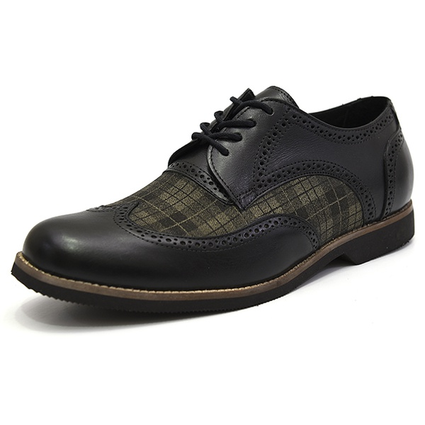Sapato Social Oxford Shoes Grand 68141/2 Preto