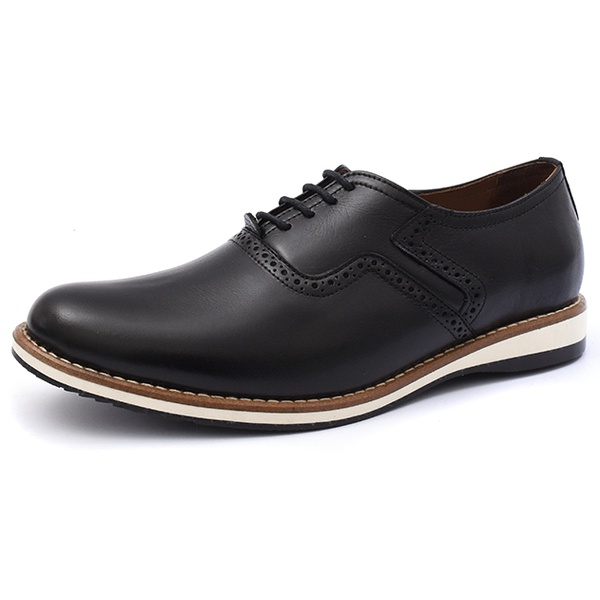 Sapato Social Oxford Shoes Grand 6920/2 Preto