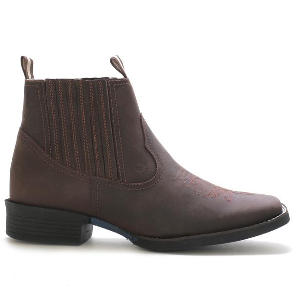Botina Texana Vimar Boots 51002 Crazy Horse Café