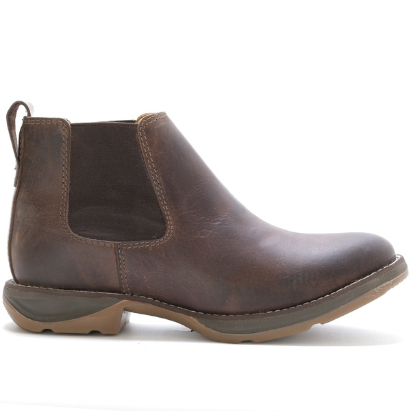 Farmer Boot High Country 2587 Fossil Brown