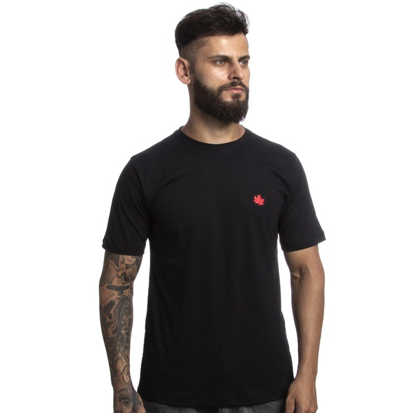 Camiseta Básica Canadian Algodão 0111 Preto
