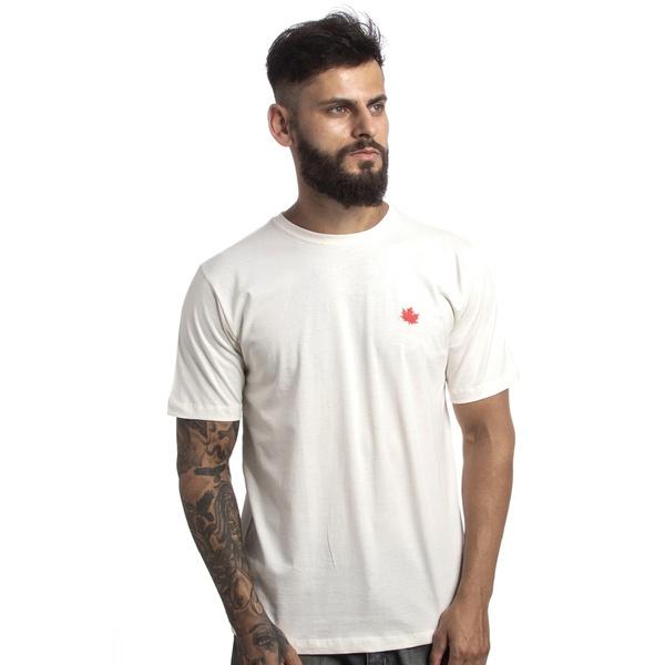 Camiseta Básica Canadian Algodão 0111 Palha
