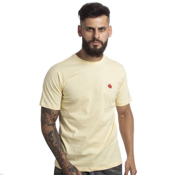 Camiseta Básica Canadian Algodão 0111 Solare