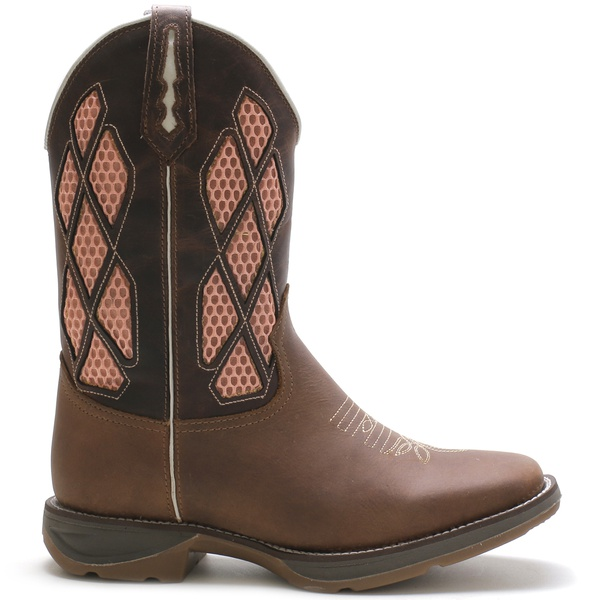 Workboot Strong High Country 2587 Crazy Horse Havana