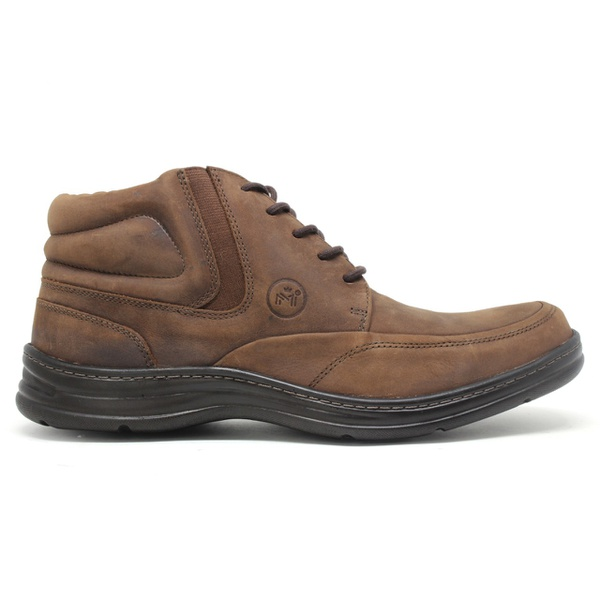 Coturno Masculino High Country 7895 Crazy Horse Tabacco