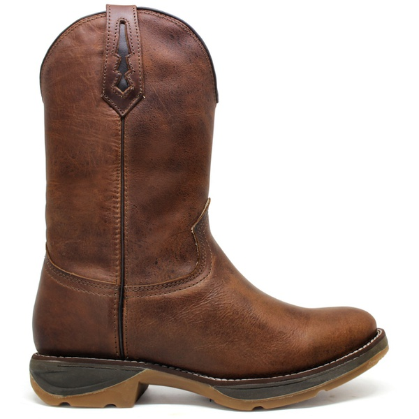 WorkBoot Robust High Country 4777 Crazy Oil Café