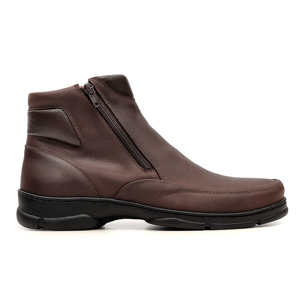 Rancher Boot Stockman 1037 Mustang Oil Café