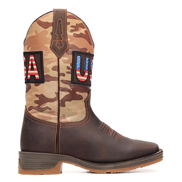 Workboot Jungle Vimar Boots 81741 Crazy Horse Café